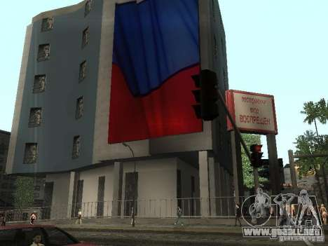 La embajada rusa en San Andreas para GTA San Andreas