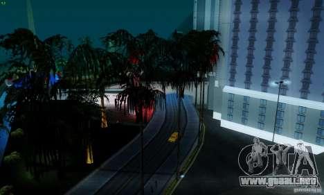 Marty McFly ENB 2.0 California Sun para GTA San Andreas quinta pantalla