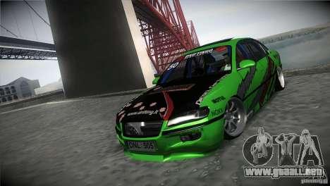 Opel Omega para GTA San Andreas