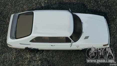 Saab 900 Coupe Turbo para GTA 4 visión correcta