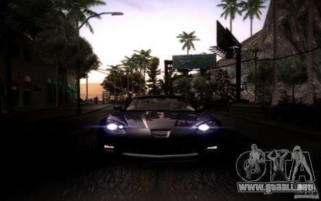 SA Illusion-S V1.0 Single Edition para GTA San Andreas sexta pantalla
