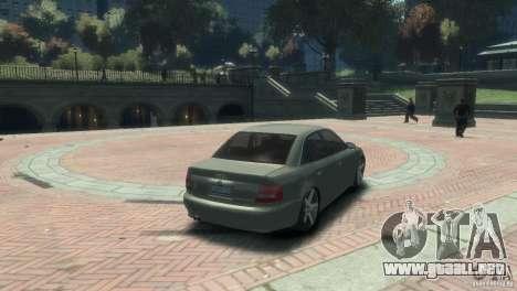 Audi S4 para GTA 4 left