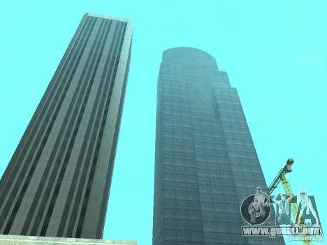 Dorothy Doherty Plaza Nueva para GTA San Andreas quinta pantalla