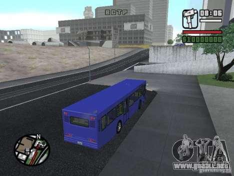 DESIGN X NF260 para la visión correcta GTA San Andreas