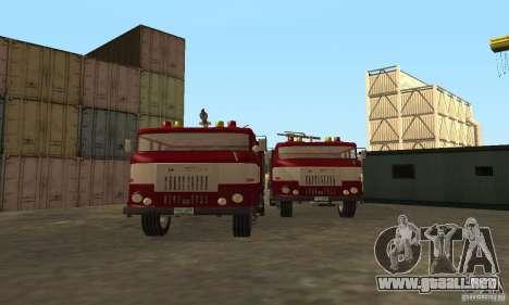 IFA fuego para GTA San Andreas left