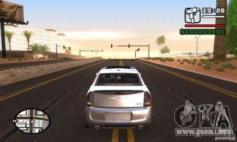 ENBSeries by dyu6 v4.0 para GTA San Andreas octavo de pantalla