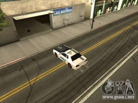 Vinilo para Elegy para GTA San Andreas segunda pantalla