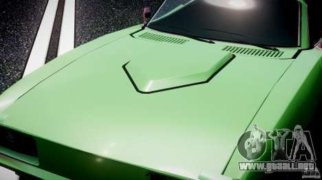 New Dukes para GTA 4 interior