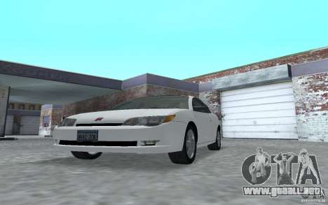Saturn Ion Quad Coupe para GTA San Andreas