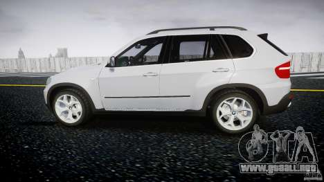 BMW X5 Experience Version 2009 Wheels 214 para GTA 4 left