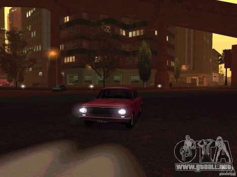 GAS 24 CR v2 para GTA San Andreas