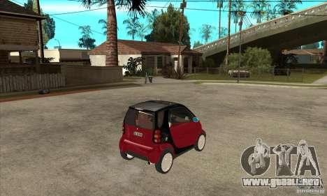 Smart para la visión correcta GTA San Andreas