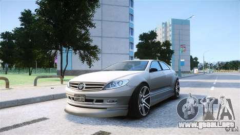 Schafter2 Sedan para GTA 4