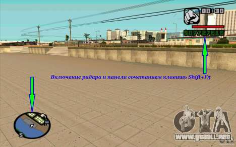 Skorpro Mods Vol.2 para GTA San Andreas sexta pantalla