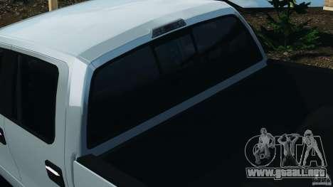 Ford F-150 v1.0 para GTA 4 ruedas