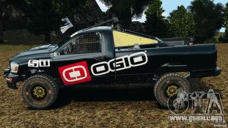 Dodge Power Wagon para GTA 4 left
