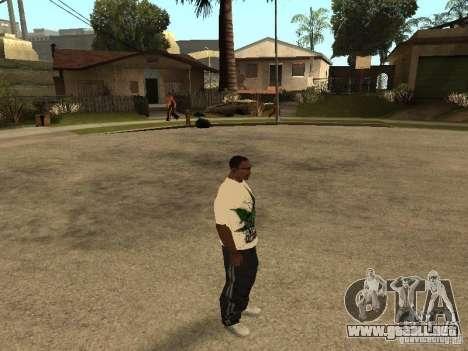 Mike Svoboda para GTA San Andreas tercera pantalla