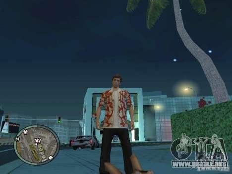 Tony Montana para GTA San Andreas