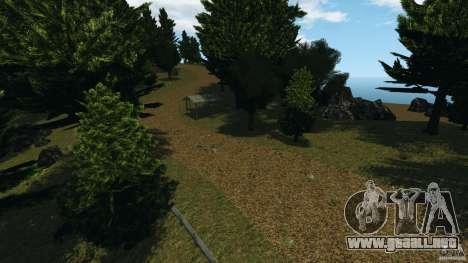 DiRTY - LandRush para GTA 4 sexto de pantalla