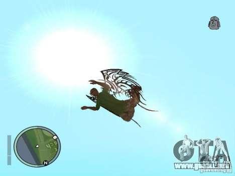 Alas alas para GTA San Andreas sucesivamente de pantalla