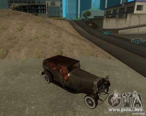 Cadillac BP para GTA San Andreas