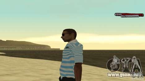 New Latinos para GTA San Andreas segunda pantalla