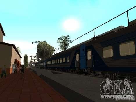 Final de ferrocarril mod IV para GTA San Andreas séptima pantalla