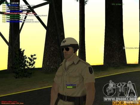 HQ texture for MP para GTA San Andreas séptima pantalla