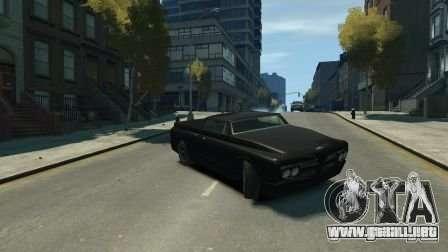 Slamvan para GTA 4 left