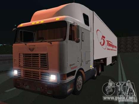 International Navistar 9800 para GTA San Andreas