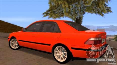 Mazda 626 Stock para visión interna GTA San Andreas