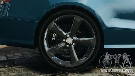 Audi RS5 2011 [EPM] para GTA 4 vista superior