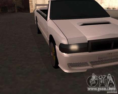 Taxi Cabriolet para GTA San Andreas left