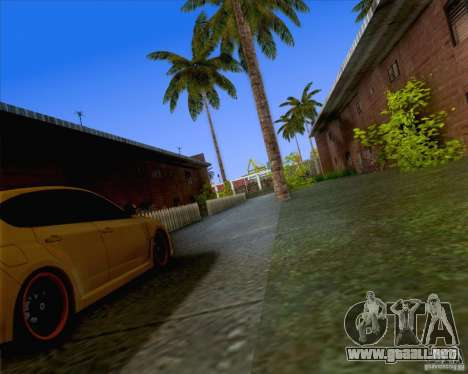ENBSeries by Sankalol para GTA San Andreas octavo de pantalla
