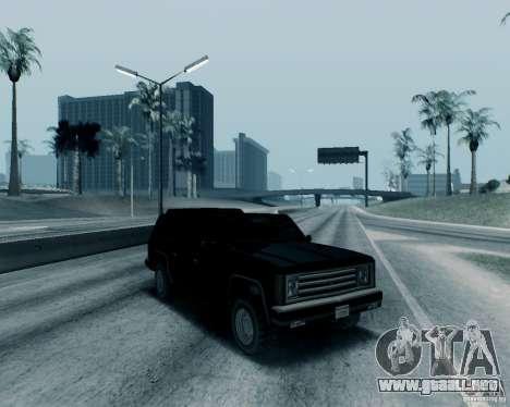 Setan ENBSeries para GTA San Andreas undécima de pantalla