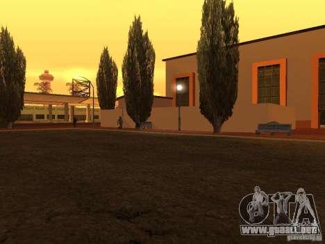 Unity Station para GTA San Andreas segunda pantalla