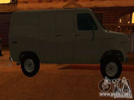 Ford E-150 1979 para GTA San Andreas left