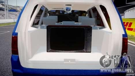 Lincoln Navigator 2004 para GTA motor 4