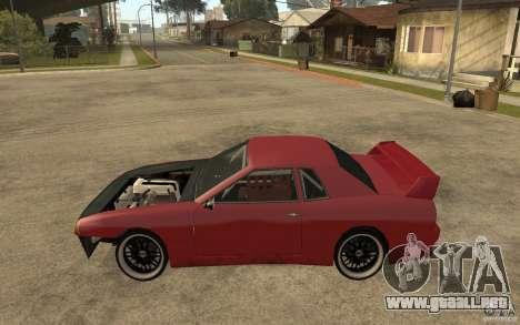 Drift Elegy para GTA San Andreas left
