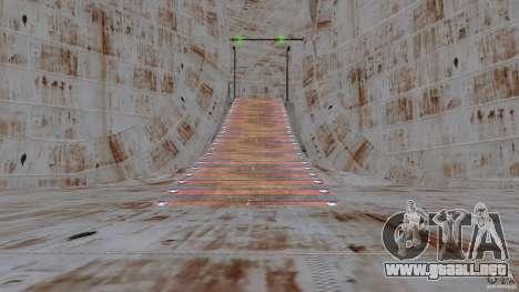 Demolition Derby Arena (Happiness Island) para GTA 4 quinta pantalla