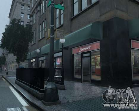 Reality IV ENB Beta WIP 1.0 para GTA 4 undécima de pantalla