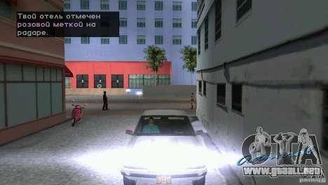Pasajeros de montar a caballo para GTA Vice City segunda pantalla