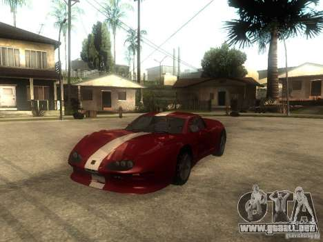 Axis Pegasus para GTA San Andreas