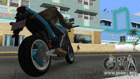 PCJ 600 para GTA Vice City left