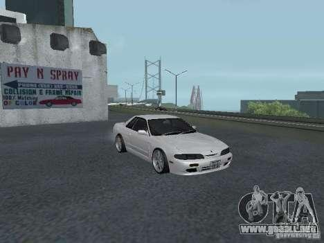 Nissan Skyline R32 Zenki para visión interna GTA San Andreas