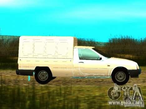 IZH 2717 para la visión correcta GTA San Andreas