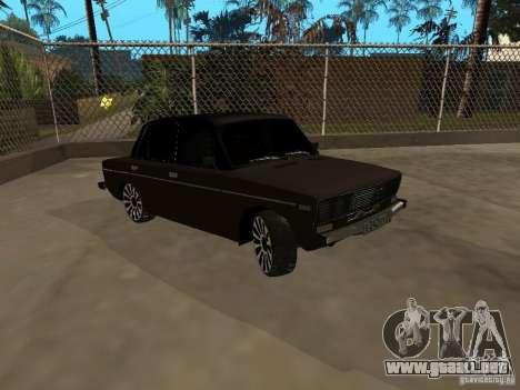 VAZ 2106 para GTA San Andreas