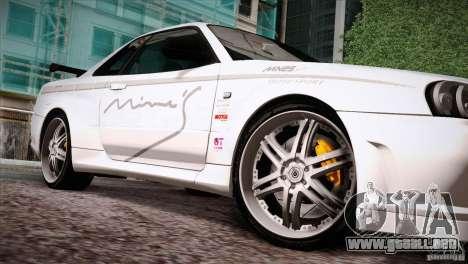FM3 Wheels Pack para GTA San Andreas segunda pantalla