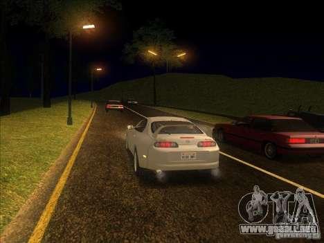 0,075 ENBSeries para PC débil para GTA San Andreas tercera pantalla