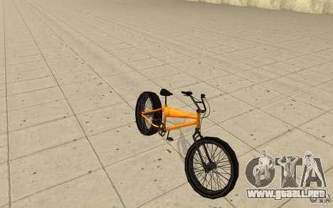 BMX Long Big Wheel Version para GTA San Andreas